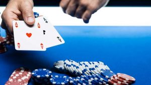 What you can get from playing poker online?